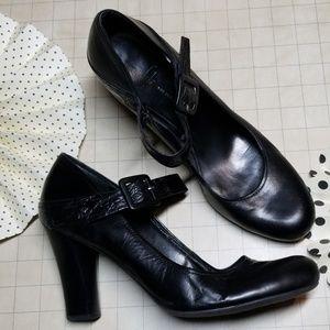 Franco Sarto Mary Jane Heels size 11